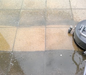 Power Washing 'Park West' - Flat Surface Cleaner 1