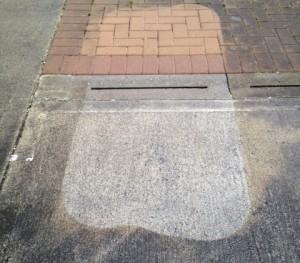 Pressure Washing 'Lisdonagh' - Walkways