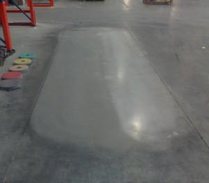 STG 'Lynx' - Concrete Polishing