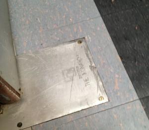 STG 'Scoil na Mainistreach Door - 2