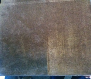 Upholstery Cleaning 'Massimo' - Sample