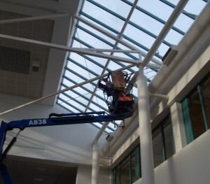Window Cleaning 'AIT' - Hoist